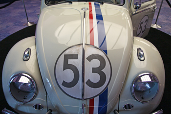herbie rides again in anaheim