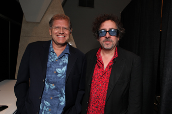 robert zemeckis and tim burton