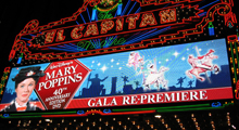 mary poppins re premiere