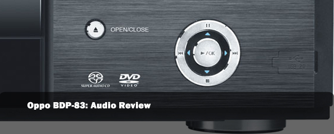 oppo bdp 83 audio review