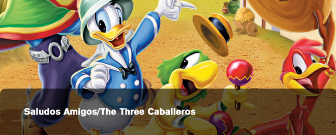 saludos and caballeros