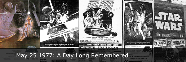 Star Wars A Day Long Remembered