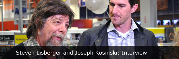 steven lisberger and joseph kosinski